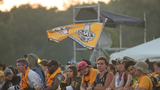 Gallery: Nashville Predators watch party at Bonnaroo