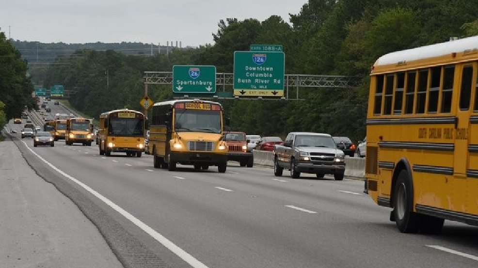 Mostly Empty School Buses Cost South Carolina 1m In