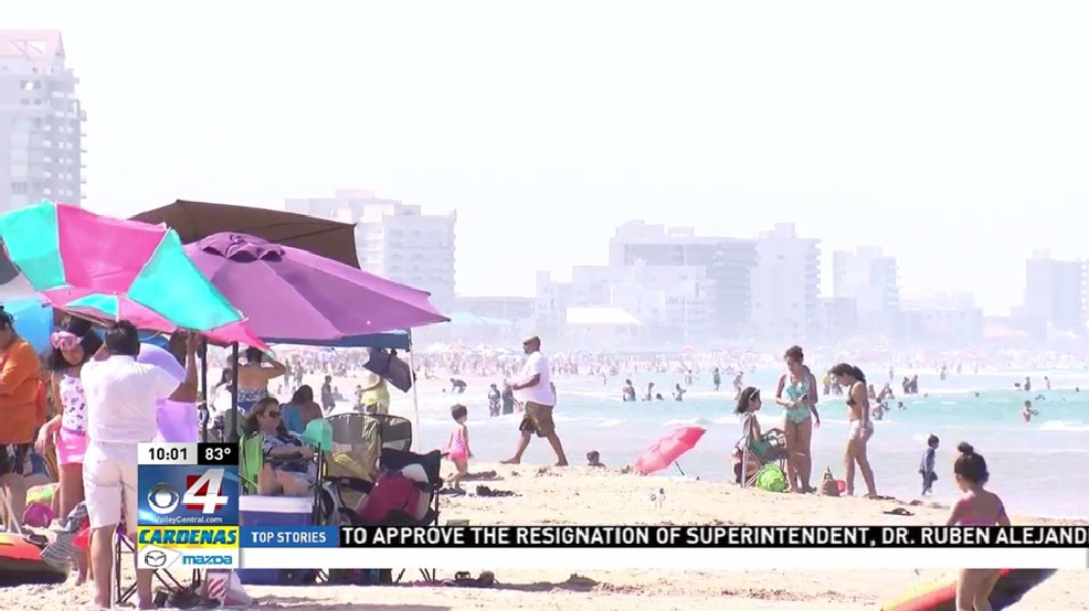 Is there flesh eating bacteria in south padre island