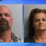 Two people arrested for theft after trying to sell race car, trailer