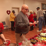 Valentine's Day comes early for 300 Asheville veterans