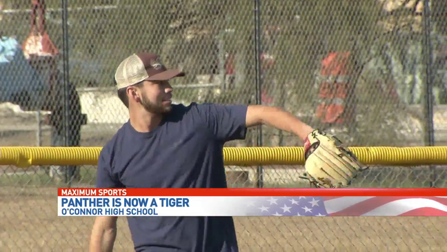 Former O'Connor star Ecker on fringe of big leagues with Tigers