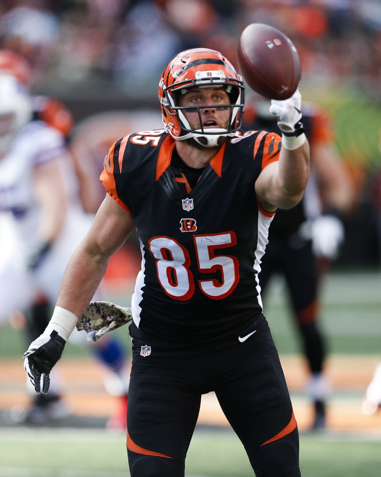 Eifert s career with Bengals likely over and why it s not as big a