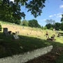 Family spruces up overgrown cemetery