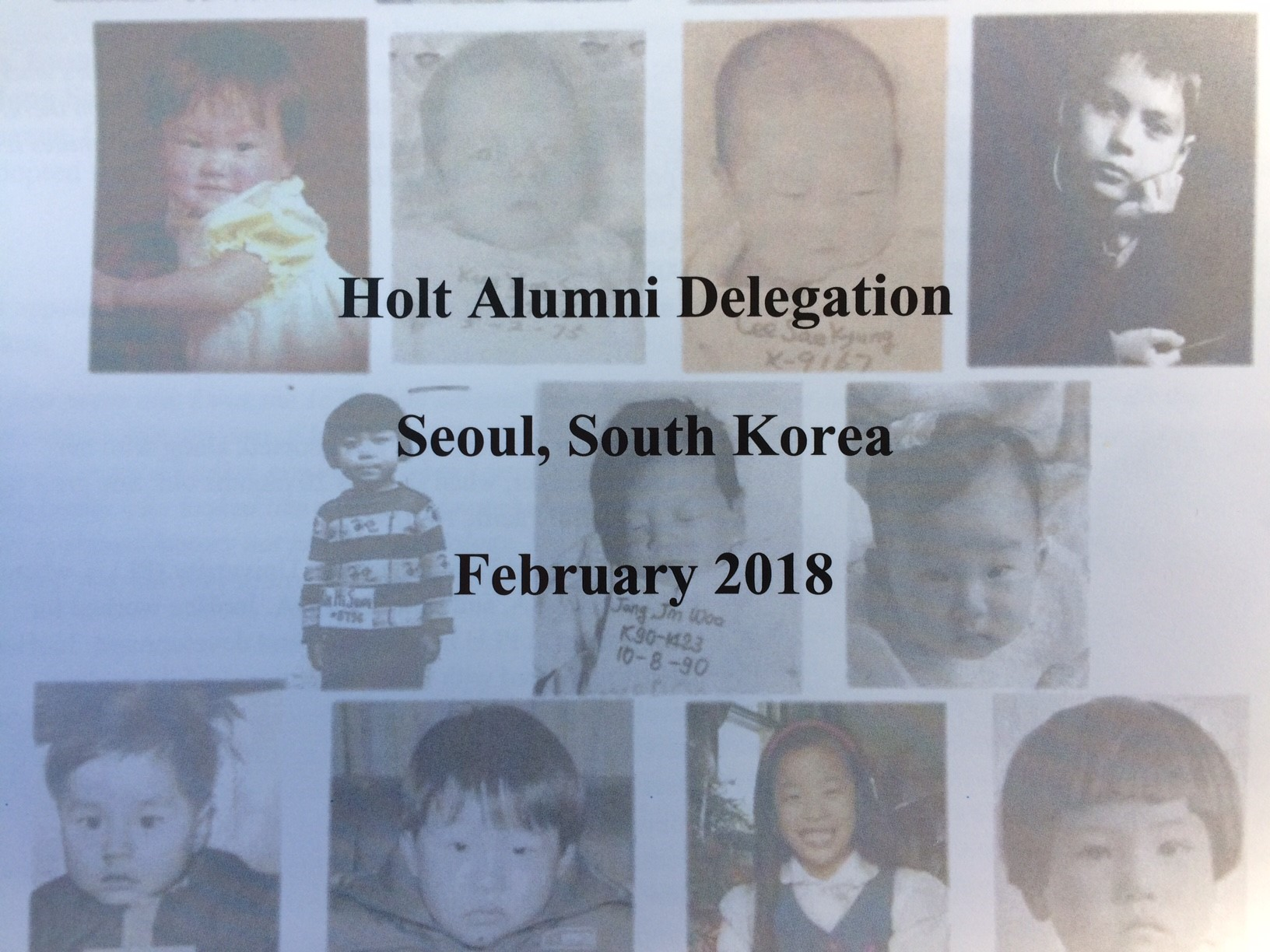 Of particular concern to the delegation: a 2014 change to Korean law affecting both domestic and international adoptions. (SBG)