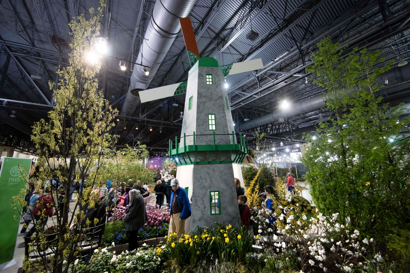 PHOTOS Philadelphia Flower Show gives visitors a taste of Holland