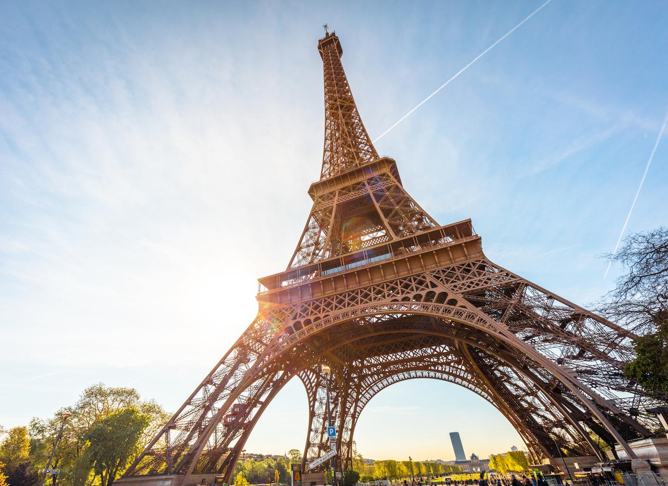 The Eiffel Tower / Image:{ }	Nikada, via Getty Images // Published: 5.15.19