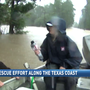 Locals take rescuing into their own hands in Cleveland, Texas