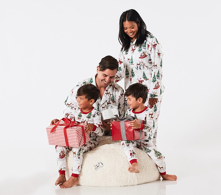 "<p>Also at Pottery Barn Kids, opt for these darling Santa inspired PJ's for the entire fam.{&nbsp;}{&nbsp;}<a  href=""https://www.potterybarnkids.com/products/santa-family-pajamas-collection/?pkey=ckids-pajamas&isx=0.0.2538"" target=""_blank"" title=""https://www.potterybarnkids.com/products/santa-family-pajamas-collection/?pkey=ckids-pajamas&isx=0.0.2538"">Shop it{&nbsp;}</a>$29-$59. (Image: Pottery Barn Kids){&nbsp;}</p>"