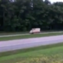 Video: Police say man stole armored vehicle from National Guard base