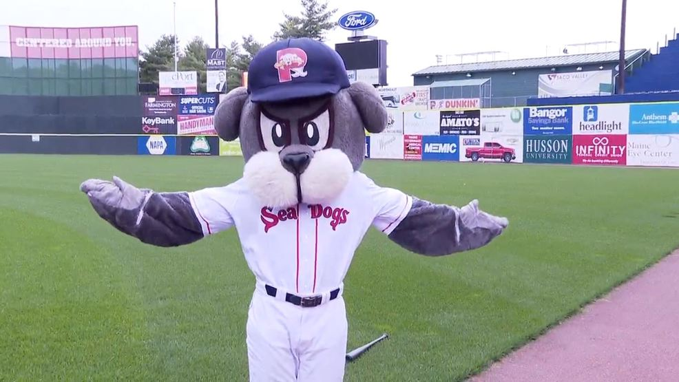 Slugger the Sea Dog nominated for Mascot Hall of Fame