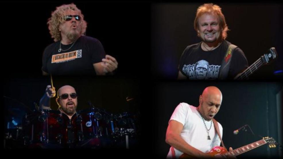 ENTER to win tickets to see Sammy Hagar & The Circle