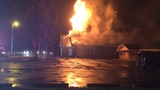Georgetown County church destroyed in fire