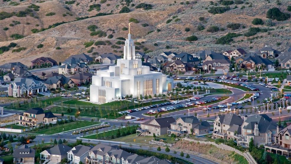 Draper LDS temple begins partial closure | KUTV