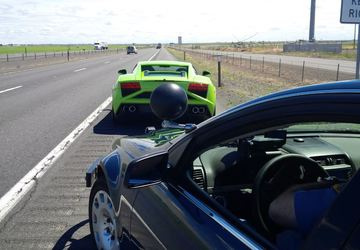 Lamborghini among several exotic cars busted going 100+ mph on way to Spokane car show