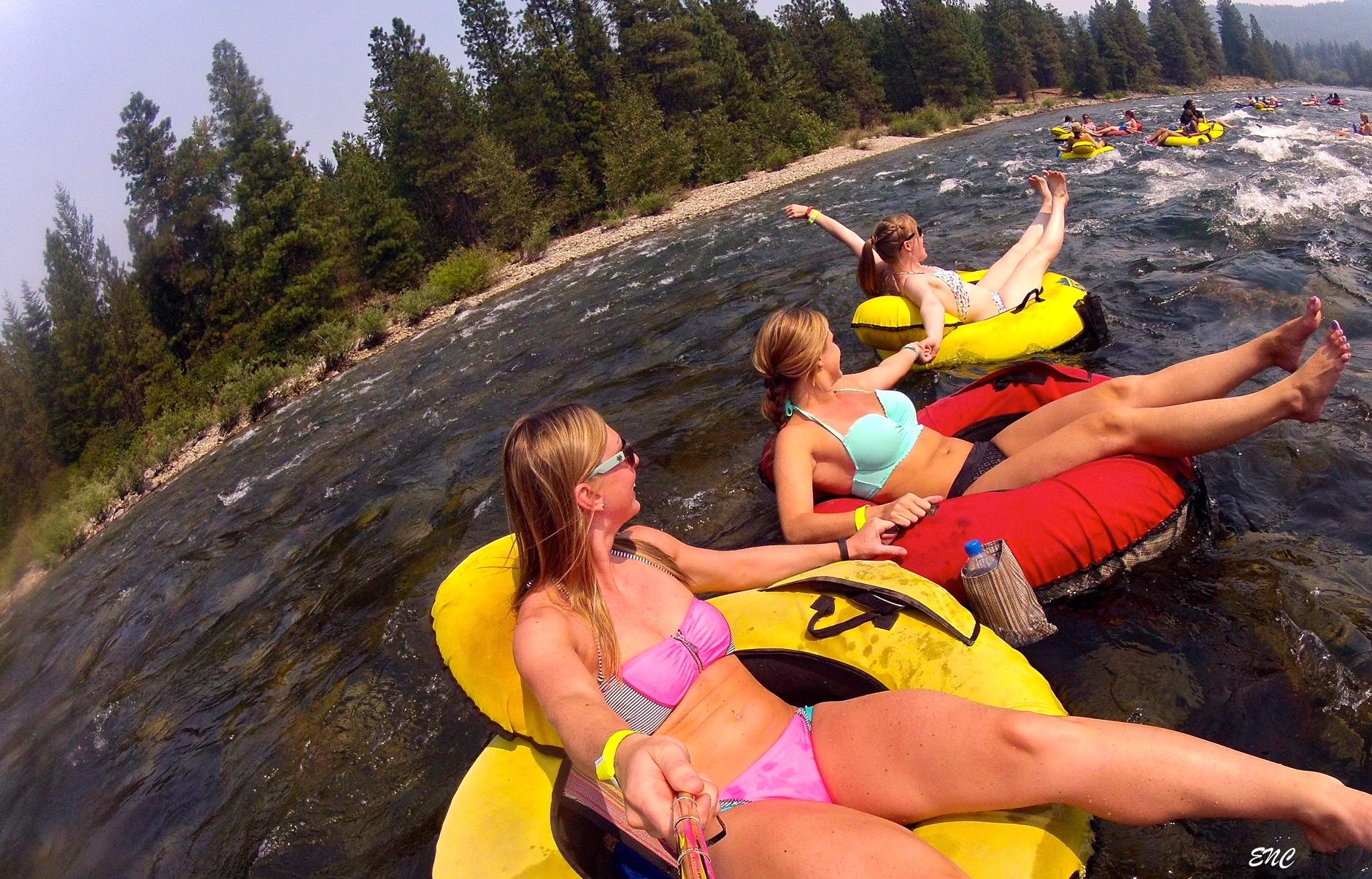 Sound Excursions offers tubing trips all summer long along with other fun adventures such as trips to Oktoberfest and Terrarium making. Prices start at $69 per person. Photo Credit:{ }Sound Excursions