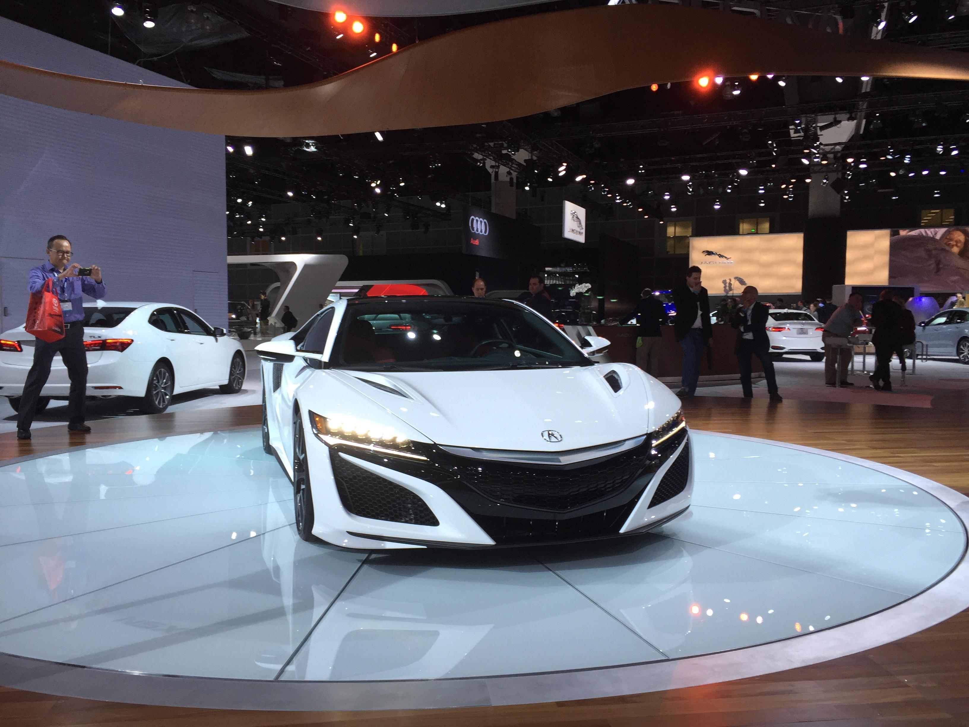 auto los acura shows news car angeles show la and pictures