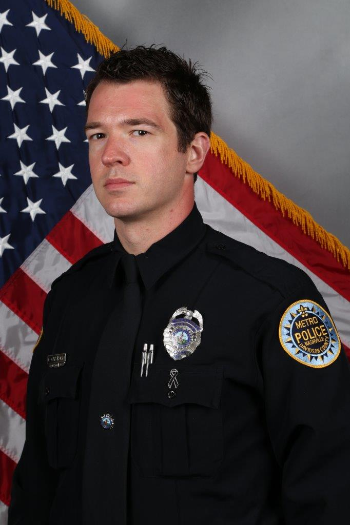 Officer Justin Chisholm (Metro PD)