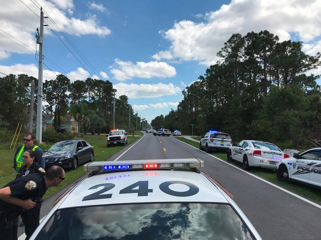 Bicyclist killed in Port St. Lucie crash (PSLPD)