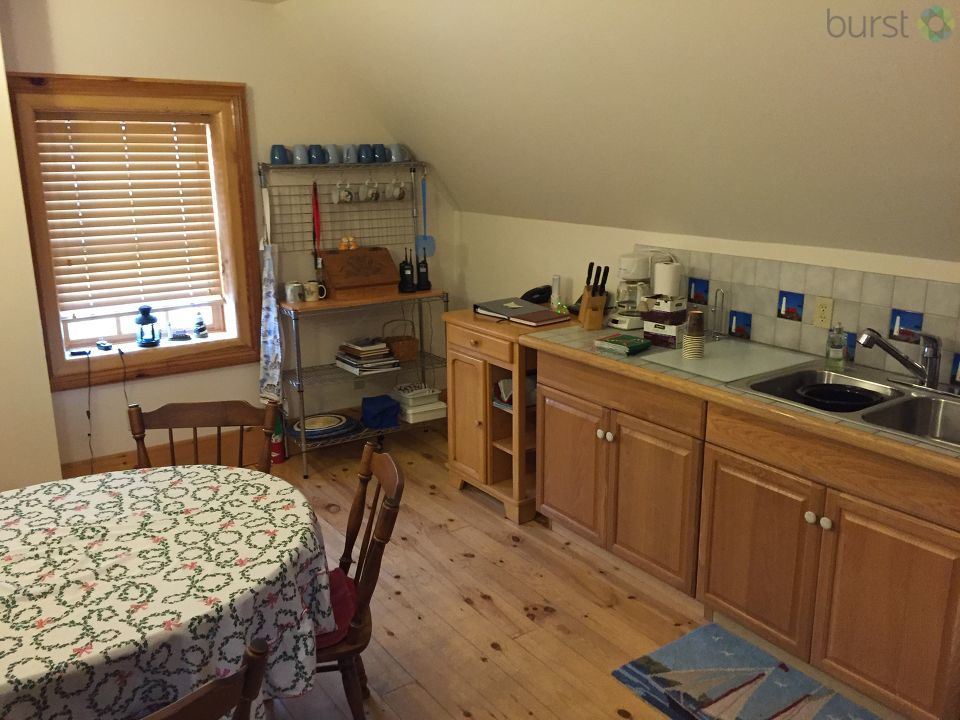 Tawas Point Lighthouse kitchen<p></p>