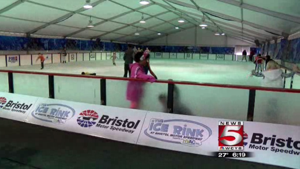 News 5 S Weekend Drive The Ice Rink Wcyb