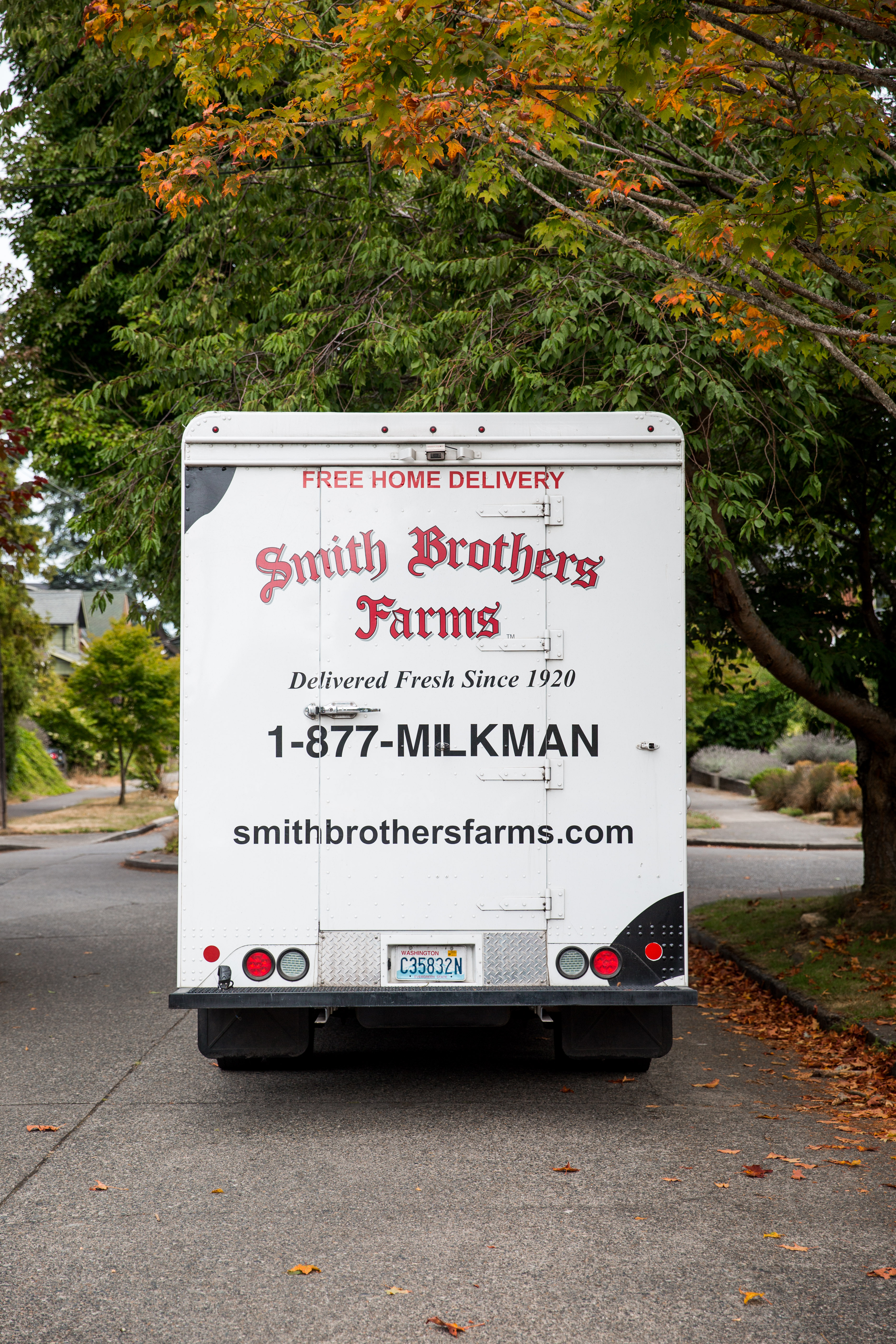 The milkman is a tradition that lives on in Seattle.<p></p>