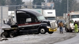 Ice Storm Warning remains for Gorge while Portland deals with urban flooding