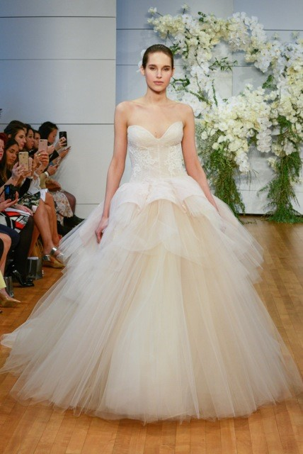 TREND #1: XL Ball Gowns (Monique Lhuillier)