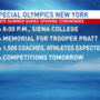 New York Special Olympics open tonight