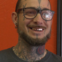 Man gets new start in tattoo business
