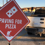 Luzerne County residents react to Domino's 'Paving for Pizza' campaign