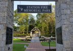 Station Fire Memorial Park to be dedicated Sunday