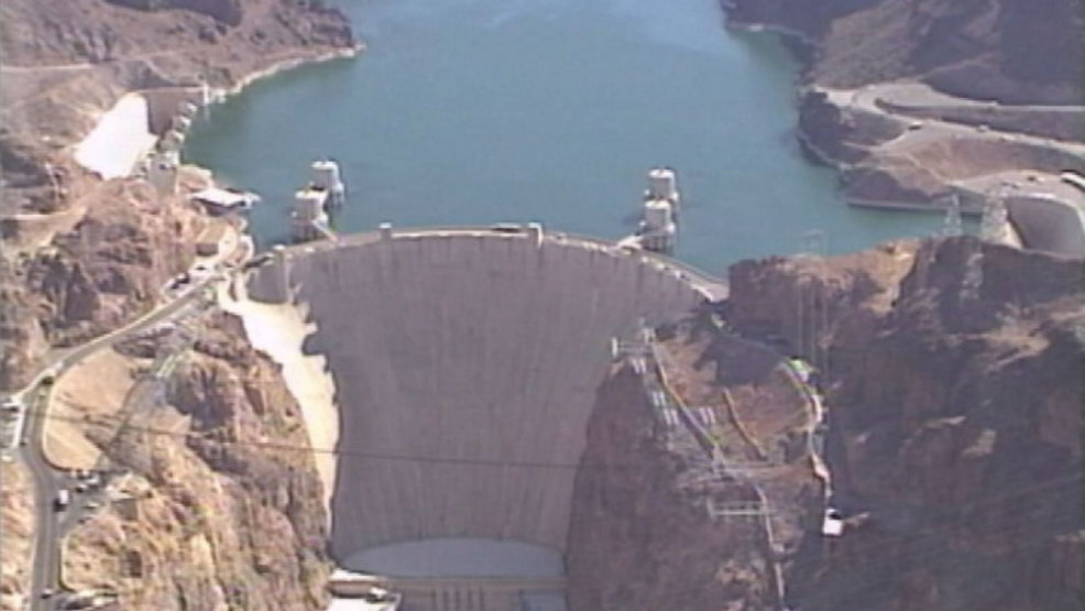 Welsh man speaks out after swimming across the Hoover Dam   KSNV