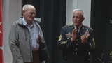 98-year-old World War II veteran presented with French Legion of Honor