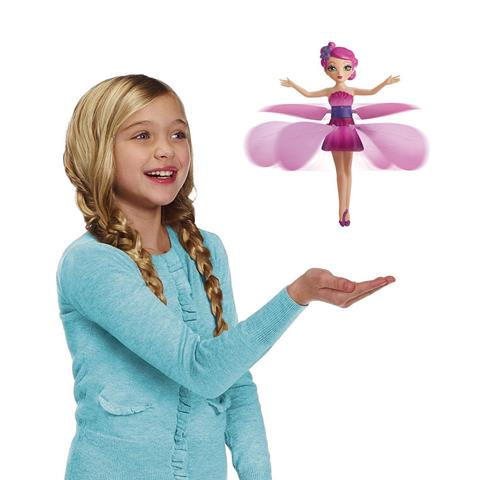 Flutterbye Flying Fairy Doll - available in Pink, Gold and StardustPrice: $29.99