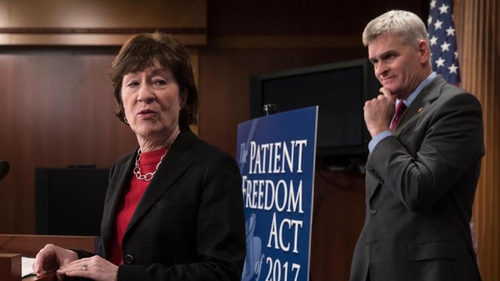 2 GOP senators would let states keep Obama health law | WSBT