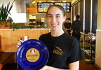 Jordan and the Blue Plate Award.jpg