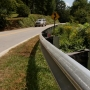 Ask 13: Why no guardrails at drop-off next to Enka Lake Road?