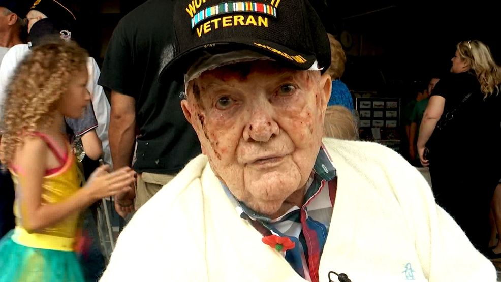 EXCLUSIVE: Unseen video of Utah veterans recounting their D-Day experiences 75 years later