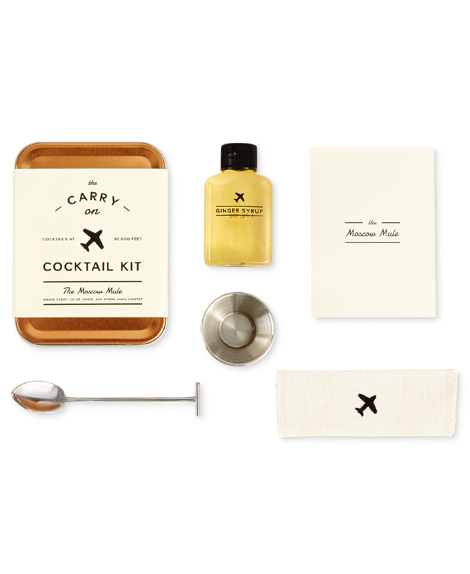W&amp;amp;P Design Carry On Cocktail Kit from Macy's // Price:{&amp;nbsp;} $24 // (Macy's)<p></p>