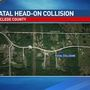 Fatal head-on collision, victims identified