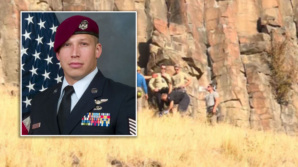 Airman who died at Black Cliffs east of Boise died in training incident