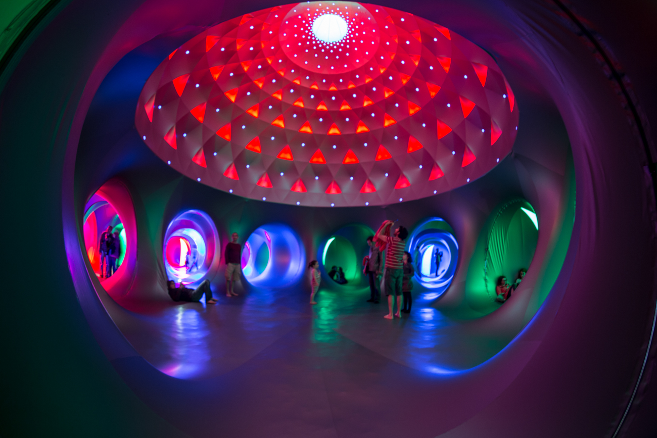 BLINK will feature large-scale projection mapping installations, murals, urban artscapes, and interactive art. It runs from Thursday, October 12 to Sunday, October 15 and goes from 7 PM to 12 AM each night. With the exception of one installation, BLINK is totally free. / Image provided by Cincinnati USA Regional Chamber // Published: 10.11.17