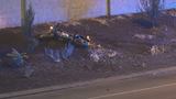 Fatal motorcycle crash closes I-405 off-ramp for hours