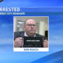 Sunray City Manager arrested for theft of property by a public servant