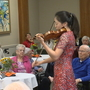 Eastman artist in residence brings world-renowned music to seniors