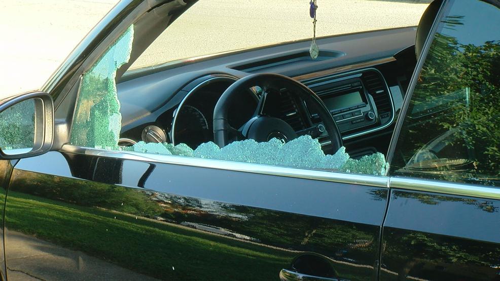 Police investigate dozens of broken vehicle windows in Mt. Auburn