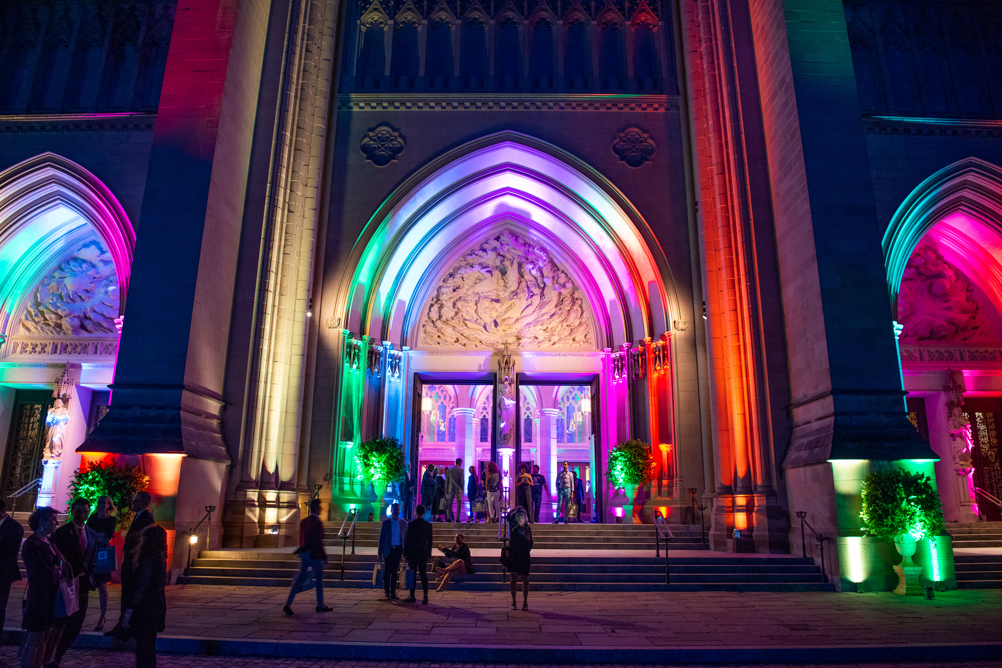 Overheard at Chefs for Equality:{&amp;nbsp;} &quot;If church looked like this every Sunday, I might start attending!&quot;(Image:{&amp;nbsp;}Jeff Martin for Human Rights Campaign)<br>