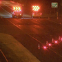 Pedestrian struck and killed on Interstate 205 by street sweeper vehicle