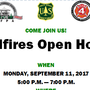 Umpqua National Forest hosts open house, discussion on fires